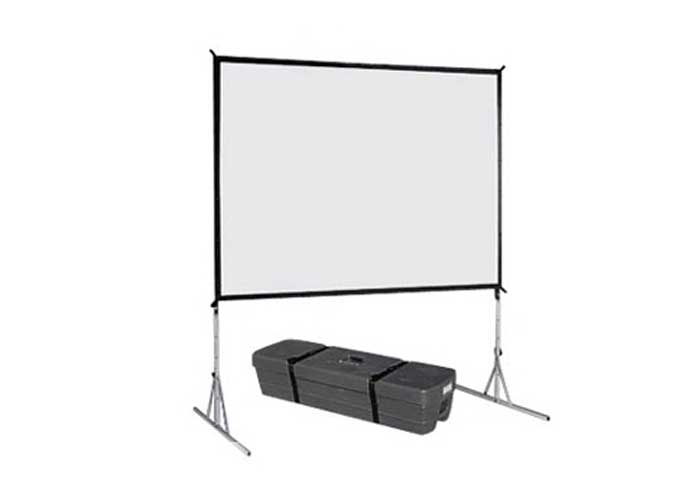 Fast Fold Projector Screen For Hire